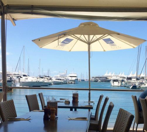 Southport Yacht Club Deck, Main Beach, Gold Coast, Australia