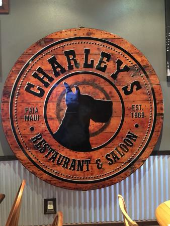 Paia, HI: Went to Charley's today. My husband had the Loco Moco which was delicious (according to him). I