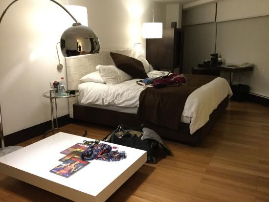 Le Parc Hotel: Room at Le Parc