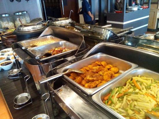 buffet di hotel 88 embong malang surabaya jawa timur picture of rh tripadvisor ie