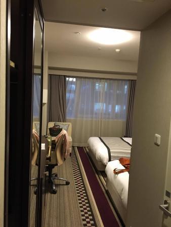Comfy, convenient, and spacious hotel