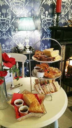 Dormouse Tea Room Daresbury