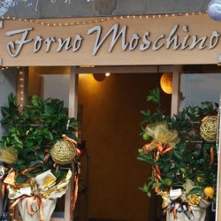 Sesto Fiorentino, Italien: Forno Moschino