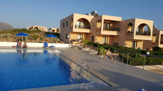 Foto de Nanakis Beach Apartments
