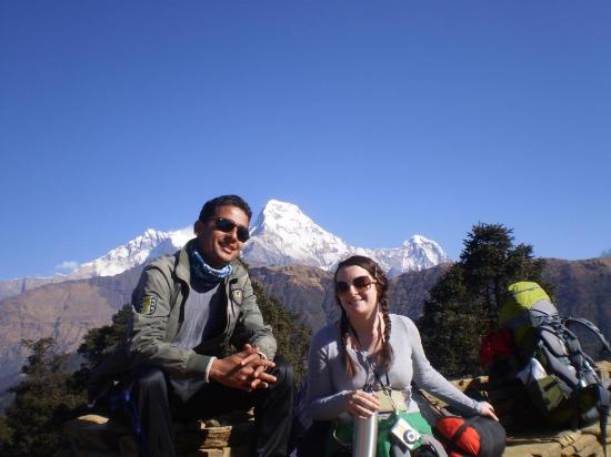 Kathmandu Valley, Nepal: Another rest stop for me :-)
