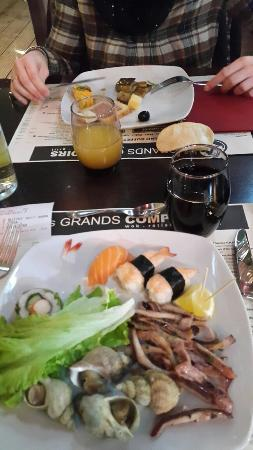 Les Grands Comptoirs on