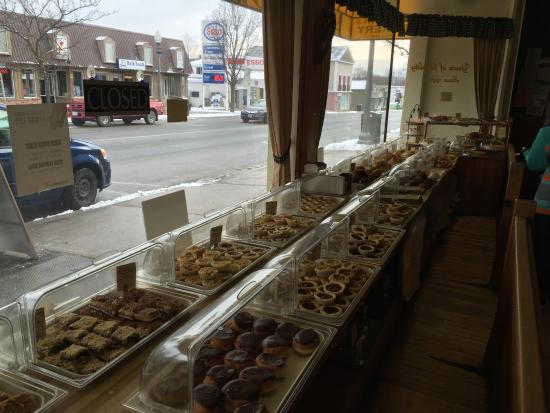 Holtom's Bakery: More baked goods and desserts and Chelsea buns