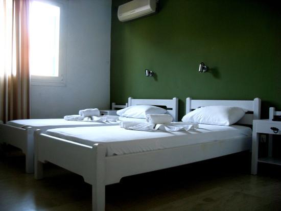 Hotel Helliniko : Room