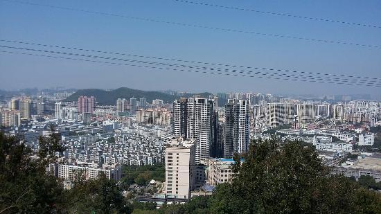 Qiushuishan Park: 20160209_124111_large.jpg