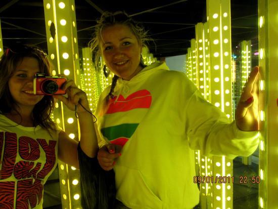 Ripley's Mirror Maze: как всегда мы