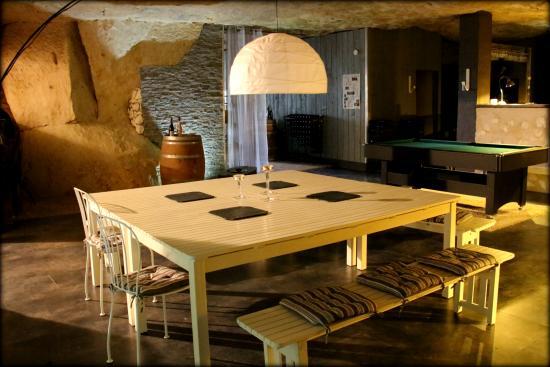 Λος, Γαλλία: Salle du petit déjeuner