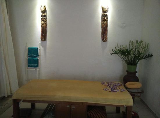 ตันจังเบนัว, อินโดนีเซีย: Heavenly spa