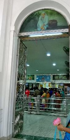 Entrance of Shirdi Sai Baba Temple