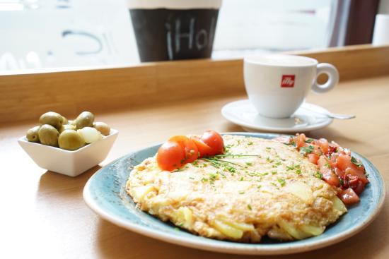 Escargot Cafe
