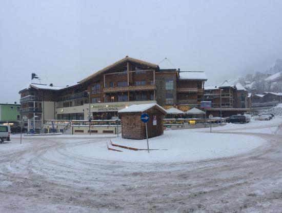 Bramberg am Wildkogel, Austria: Resort