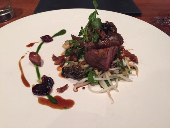 Albury, Australia: Sirloin beef