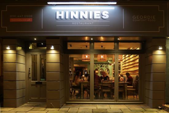 Hinnies Restaurant