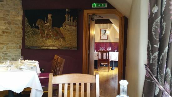 Bradford-on-Avon, UK: Restaurant