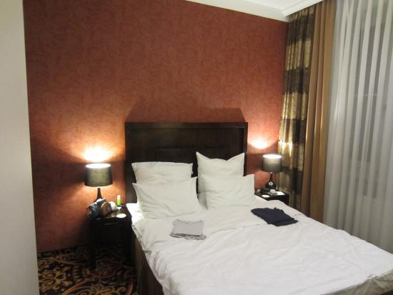 Hotel Columbus: Camera n. 21