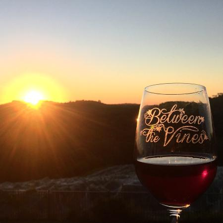 Adelaide Hills, Australien: Beautiful sunset @betweenthevines