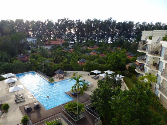 Dewa Phuket: Das Hotelgelände