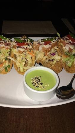 Coquitlam, Canadá: The ahi tuna tacos