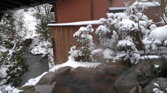 Minamioguni-machi, Japón: private onsen