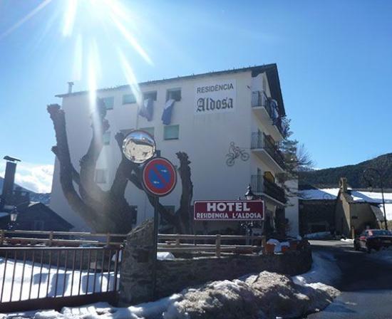 L'aldosa, Andorra: Residencia Aldosa