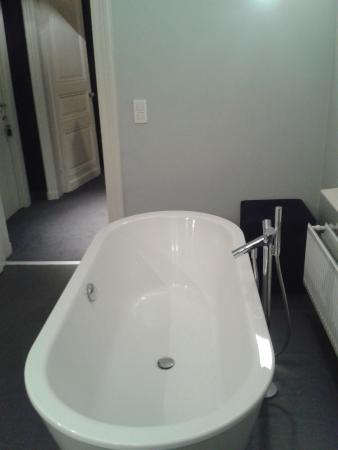 Retie, Belgia: deel van de badkamer