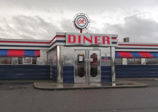 OK Diner exterior