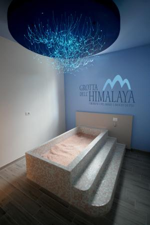 Corciano, Ιταλία: NEW Himalayan Bath