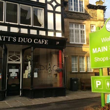 Sedbergh, UK: Smatt's Duo Cafe Bar & Bistro