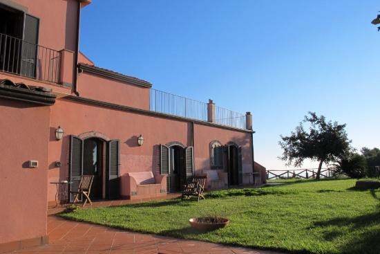 Agriturismo Tenuta San Michele: Chambres orientées sud