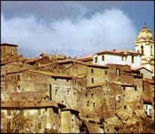 Castiglione in Teverina, Italia: il borgo vecchio