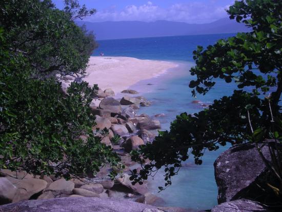 Fitzroy Island, Australia: Nudy Beach!!!