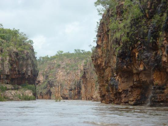Katherine, Australia: Through the gorges