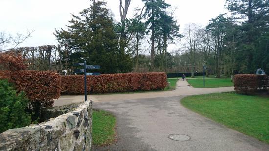 Антрим, UK: Antrim Castle Gardens