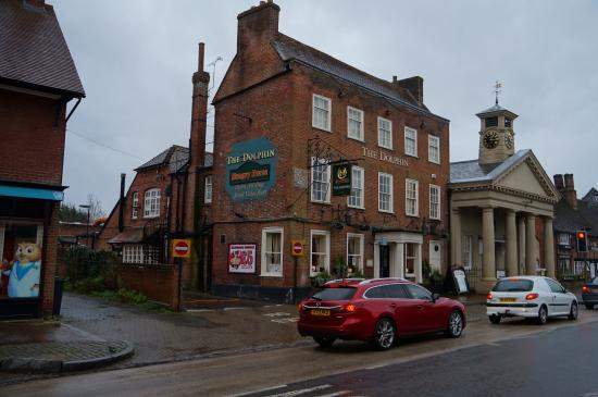 The Dolphin Botley Picture Of The Dolphin Botley Tripadvisor