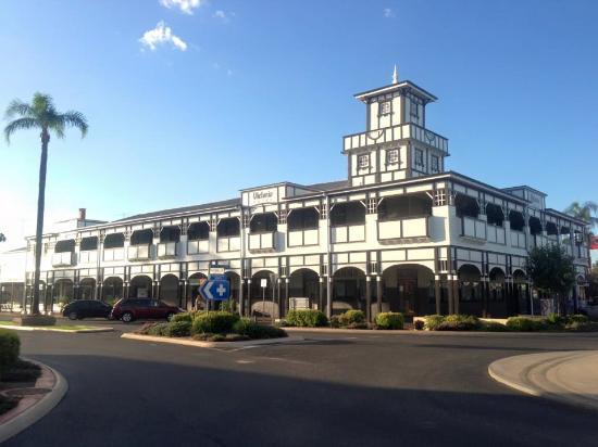 Goondiwindi, Australie : The Vic !