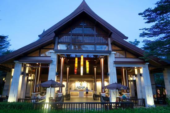Entrance - Apsara Beachfront Resort and Villa Photo