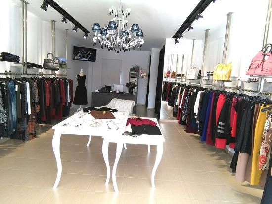 Karterádhos, Grecia: our shop!!
