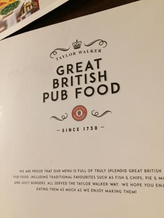 A Nice Old Pub That Deserves To Keep Going Picture Of Taylor Walker London Tripadvisor