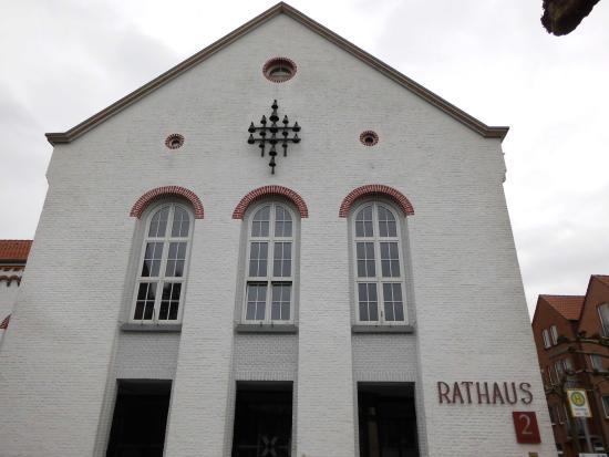 Xanten, Niemcy: Rathaus.