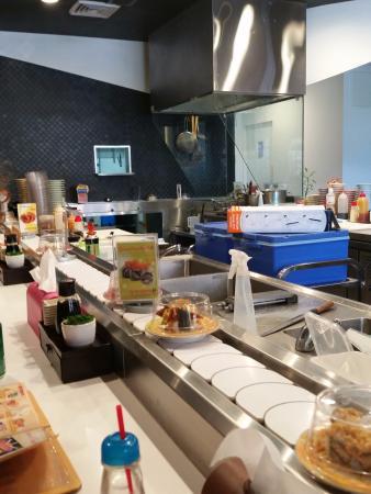 Brighton le Sands, Australia: Cooking