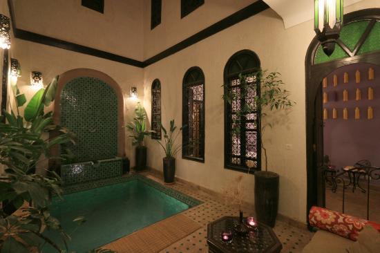 Riad Houdou: bassin