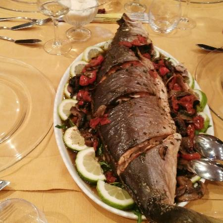 Piedimonte Etneo, Italia: Ristorante Pizzeria da Gianluca