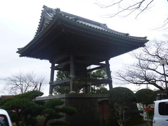 Ganzo-ji Temple