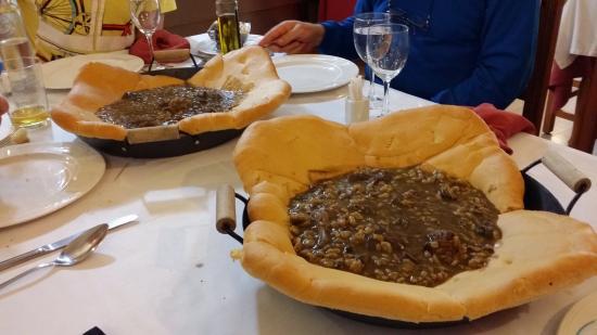Castalla, España: Gazpachos