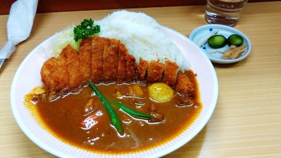 Machida, ญี่ปุ่น: カツカレー(大盛)