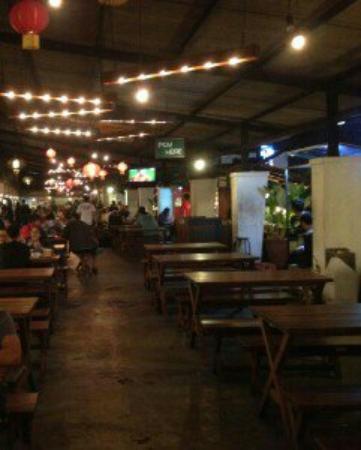 pascal food market jalan kaki 200 m dari hotel fave paskal picture rh tripadvisor ie